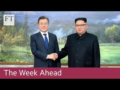 Inter-Korean Summit, AZ China aluminium conference
