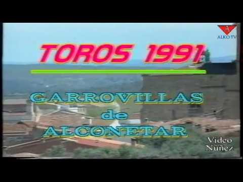 1991 08 Festejos de San Roque - Mariano Nuñez