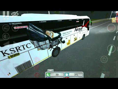 Volvo Bus Mod For Bus Simulator Indonesia Indian Airavat Bus