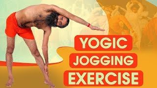 Yogic Jogging Exercises | Swami Ramdev