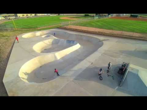 New Video Evanston Skate Park