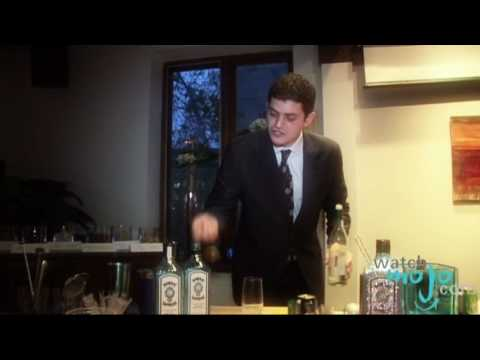 How To Make A Bombay Sapphire Collins Cocktail