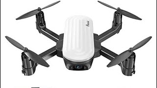 Holy Stone HS340 Mini Drone 720P WiFi FPV Camera RC Quadcopter Throw to Go Circle Fly Voice Control