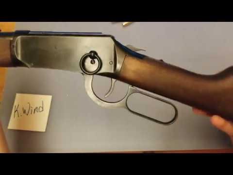 UMAREX CO2 跳殼 Cowboy rifle / M1894 6mm Version 開箱 - смотреть