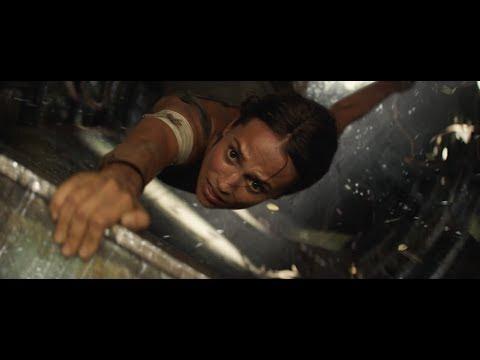 Alicia Vinkander é a nova Lara Croft dos cinemas