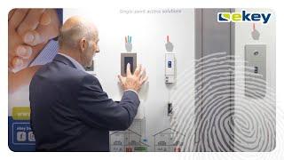 Aufsperren OHNE Schlüssel - Ekey Fingerprint (Fingerscanner)