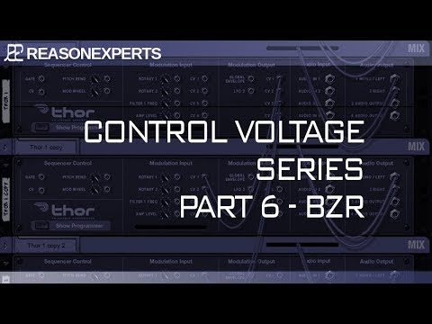 Control Voltage part 6 Chaotic Signal Processing