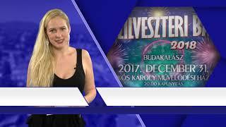 TV Budakalász / Kultúrkörkép / 2017.12.28.