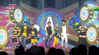 "GOT7 ""Good Tonight"" & ""A"" Comeback Stage @ SBS Inkigayo 2014.06.22"