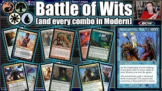 Battle of Wits (Plus Almost Every Single Combo in Modern) jimdOMG