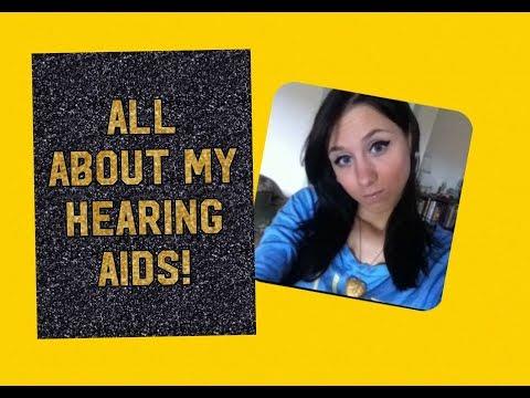 My Hearing Aids | Gabrielle Regina