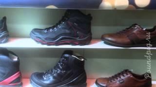 ecco мужская обувь