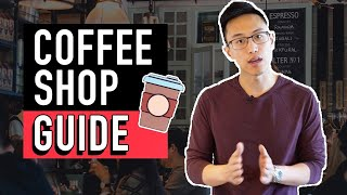 How To Start A Coffee Shop ☕  [Easy Step-By-Step Breakdown] | How To Open A Cafe Business 2020