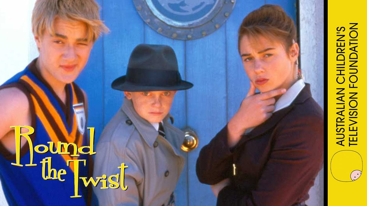 Image result for round the twist