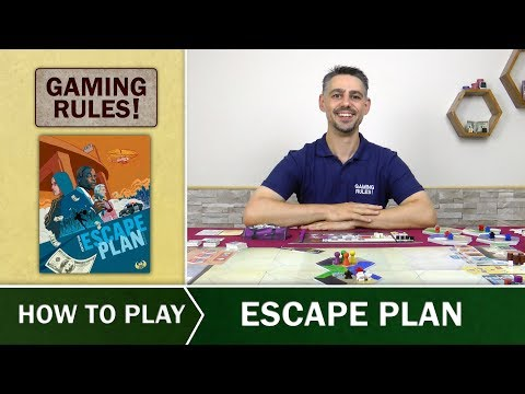 Escape Plan - Official How-to-Play Video