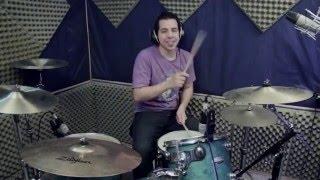 Paisano de Hurlingham - Divididos - Drum Cover - Alejandro Tarifeño