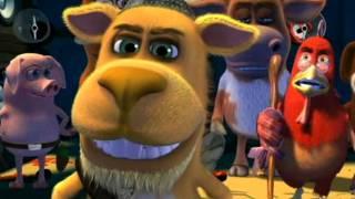 Rozprávka Zvieratká z farmy - Útok veľkých paradajok z vesmíru