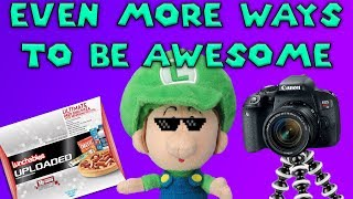 Baby Luigi Presents: Even More Ways to Live an Awesome Life