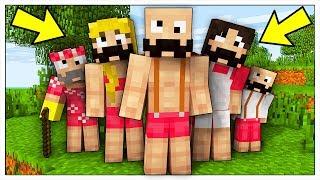 VI PRESENTO LA FAMIGLIA DI SPJOCKEY! - Minecraft ITA