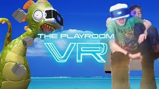 Playroom Vr Cat and Mouse Game!