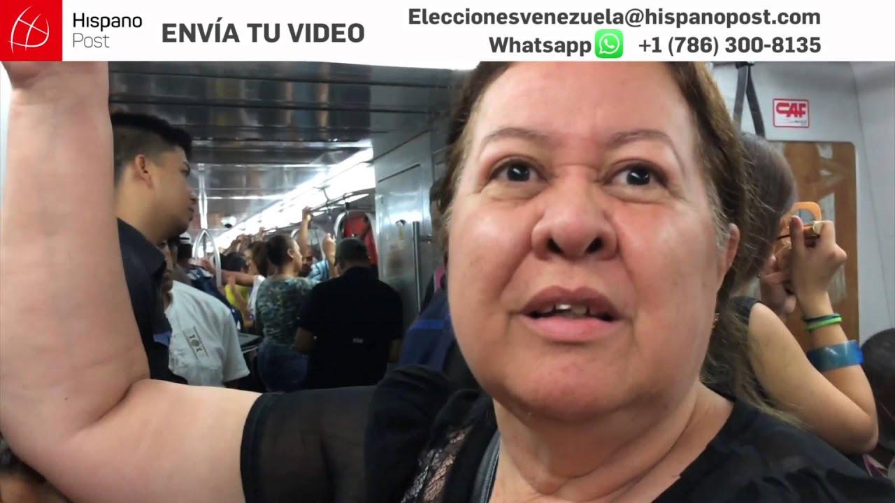 Periodismo ciudadano Hispanopost #VZLAVOTO15