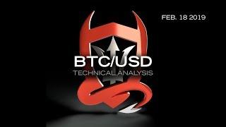 Bitcoin  Technical Analysis (BTC/USD) : The  ALT-ernatives  [02.18.2019]