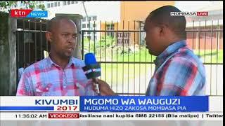 Wauguzi waendelea kugoma Mombasa