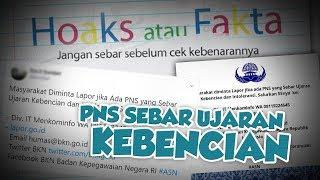 Hoax or Fact: Viral Unggahan PNS akan Dilaporkan ke BKN jika Lakukan Ujaran Kebencian