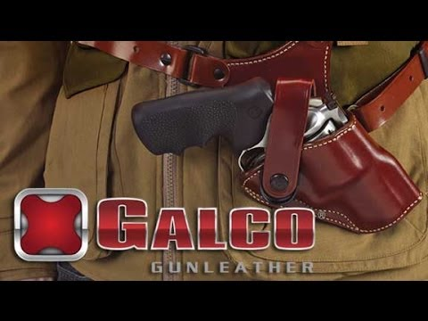 Galco Great Alaskan Cross-Draw Holster
