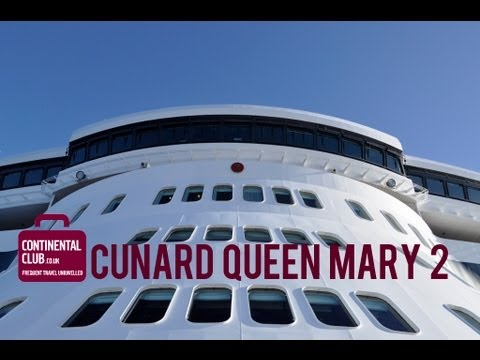Cunard Queen Mary 2 Transatlantic Crossing