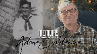 WW2 Veterans Daring Escape From Sinking Ship | Memoirs Of WWII #5