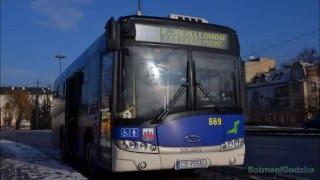 Autobusy MZK Bydgoszcz 2016