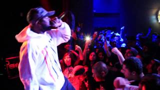 "A$AP Twelvy - ""Y.N.R.E."" Live From The Terrace In Pasadena, CA"