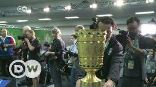 Dortmund and Frankfurt in German Cup final   DW News
