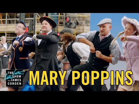 Crosswalk the Musical: Mary Poppins