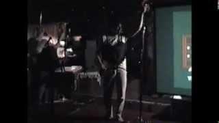 DAVID HOLLOWELL SINGS WALKIN AROUND IN WOMENS UNDERWEAR AT SHEPS IN WEST LEBANON CIRCA 1997