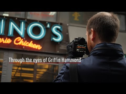 LUMIX S1 - mirrorless full-frame camera - Through the eyes of Griffin Hammond