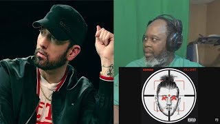 "Dad Reacts to Eminem - ""Killshot"" (Machine Gun Kelly Diss/Response"