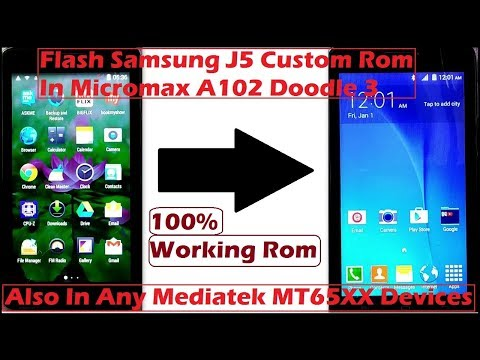 Fastest And Best!! ROM (Dream UX) For J500H/FN/M/F/G/Y ) Zero Bugs