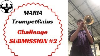 MARIA   TG Trumpet Challenge Submission #2