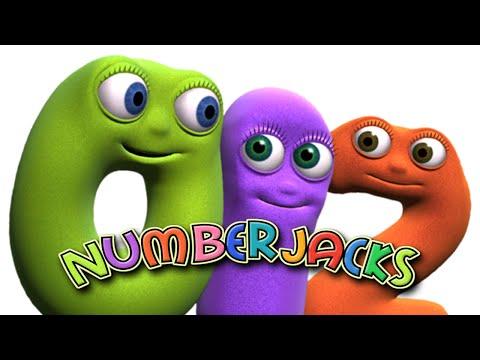 Numberjacks | Channel Trailer