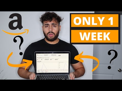 I Tried Dropshipping on Amazon For a Week (Complete Beginner)