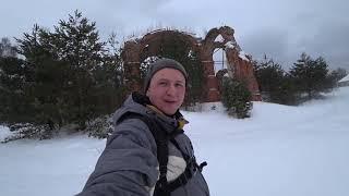 Подсвятье - Прудки лыжный поход