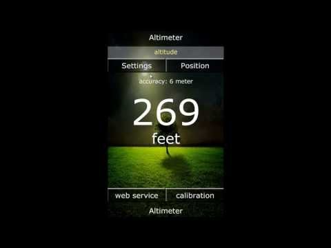 Video of Altimeter