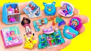 25 DIY-Miniaturpuppen und Spielzeuge für die LOL Surprise Puppe