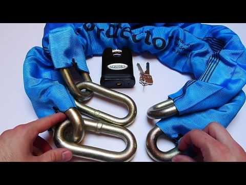 Pragmasis Protector Series 19mm & 16mm High Security Chain – Bike Chain