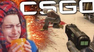 THE HUNGER IS REAL!! | CS:GO (Funny Moments & Fails)