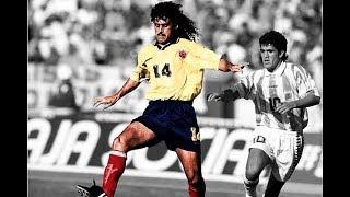 Leonel Álvarez ● El Muro Defensivo ● 1989/94