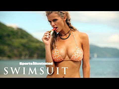 Brooklyn Decker Shows Off Her Dirty, Naughty Secret In Virgin Islands | Sports Illustrated Swimsuit
