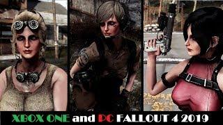 fallout 4 female armor mods xbox one - TH-Clip
